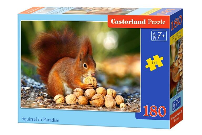 Пазлы Castorland 180  018277