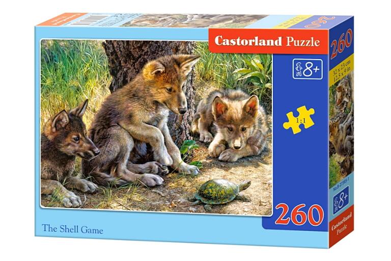 Пазлы Castorland 260 27385