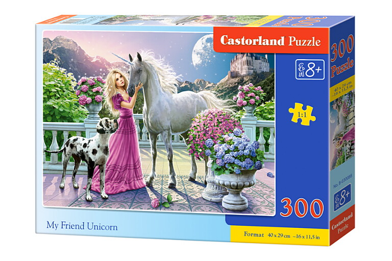 Пазлы Castorland 300  030088