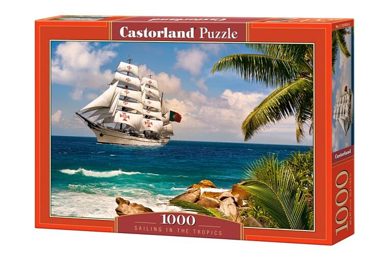 Пазлы Castorland 1000  103430
