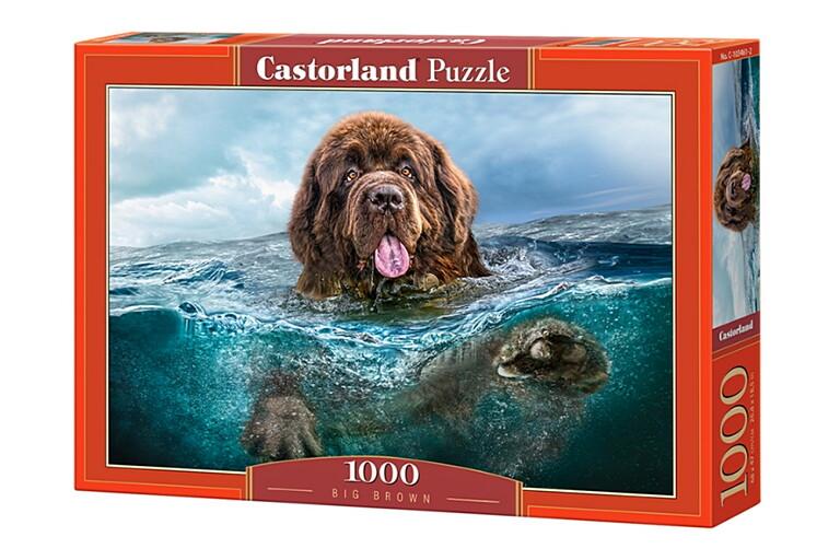 Пазлы Castorland 1000  103478