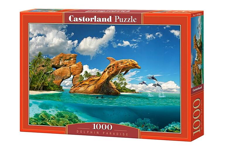 Пазлы Castorland 1000  103508