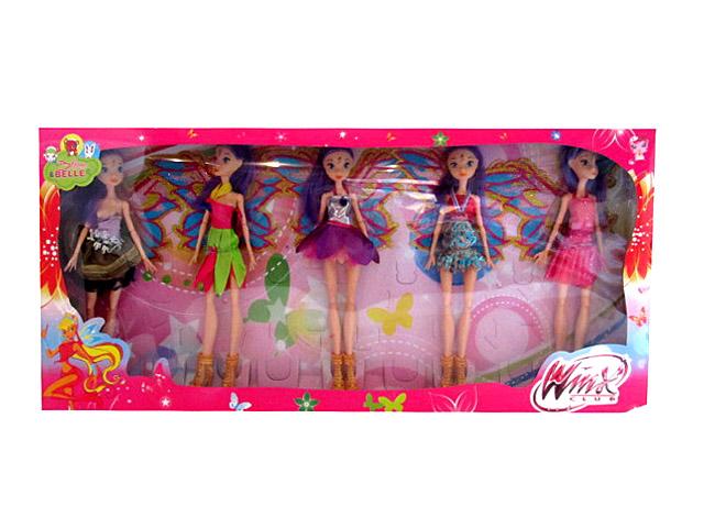 Куклы Феи  38002-6