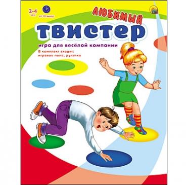 """""""ТВИСТЕР В ПАКЕТЕ """"""""ЛЮБИМЫЙ ТВИСТЕР"""""""" (Арт. ИР-8800)"""""""