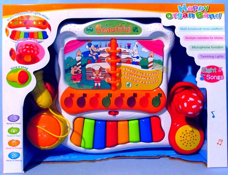 Музыкальная игрушка 3108