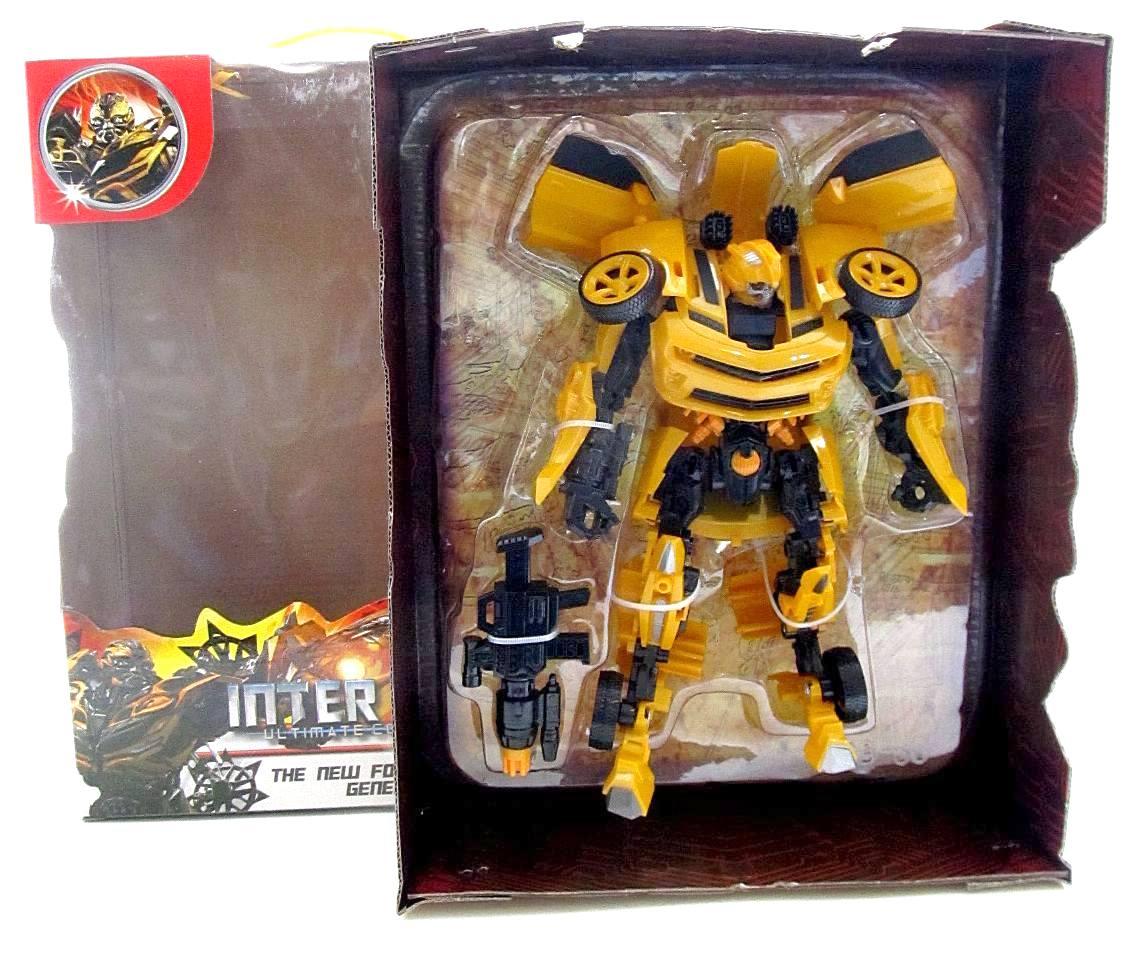 Робот трансформер 4088