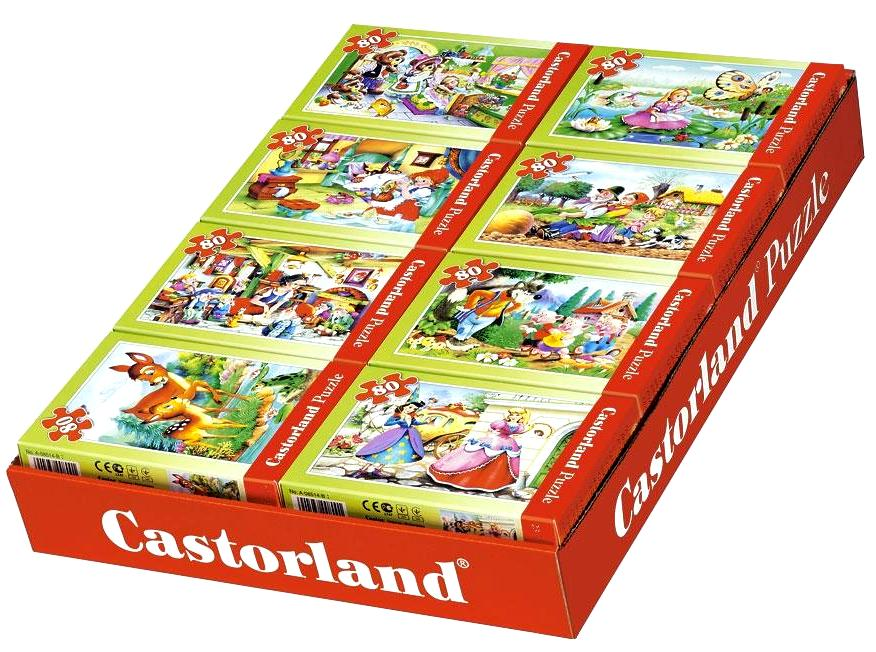 Пазлы Castorland 80   08514-B
