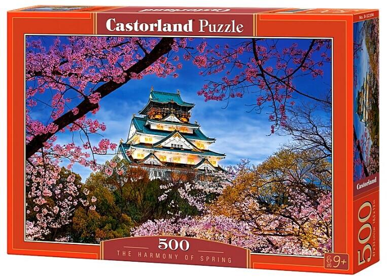 Пазлы Castorland 500    52394