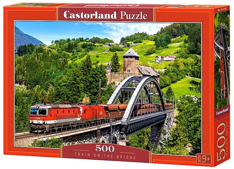 Пазлы Castorland 500    52462