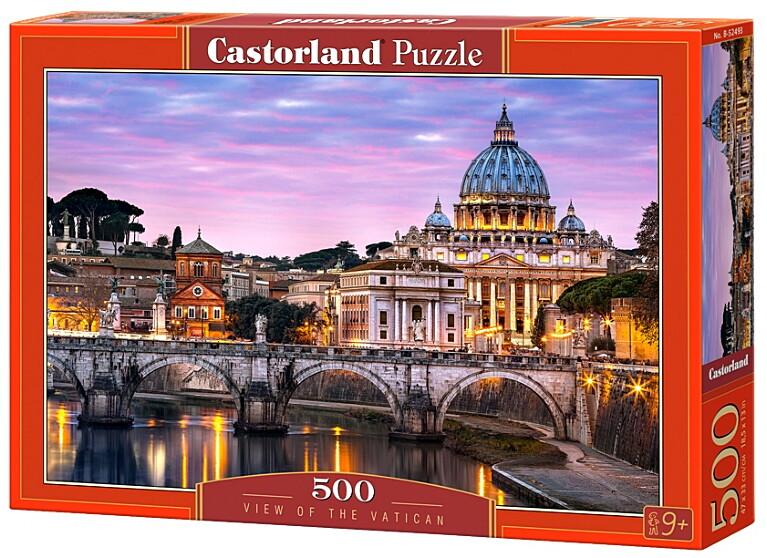 Пазлы Castorland 500    52493