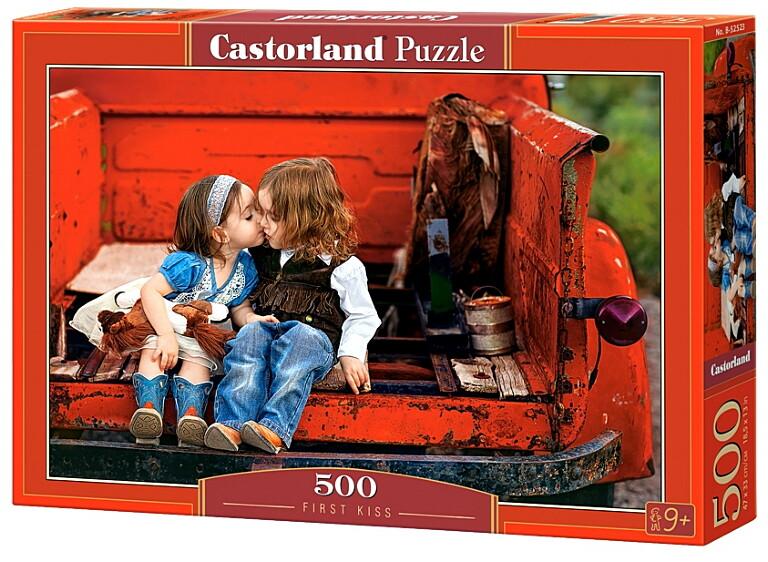 Пазлы Castorland 500    52523