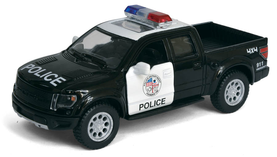 1:46 2013 Ford F-150 SVT Raptor пожарная/полиция БЕЗ КОРОБКИ  5365DP
