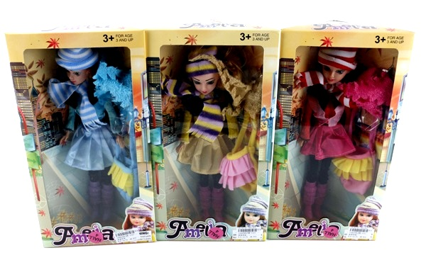Кукла BW-1111 с аксессуарами