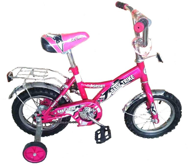 Велосипед 12  1298 РОЗОВЫЙ