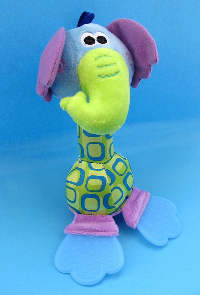 Мягкая игрушка-погремушка 5635-1
