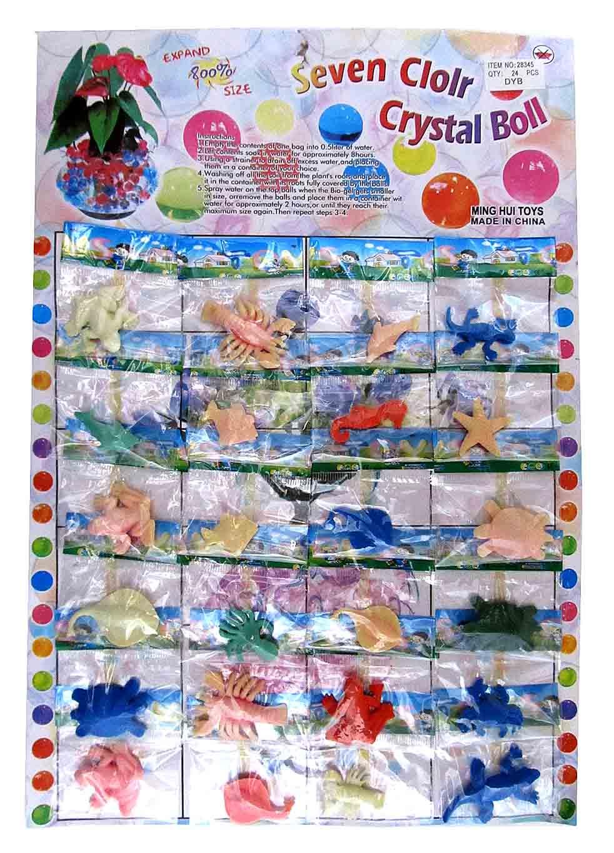 Животные растущие в воде 28345