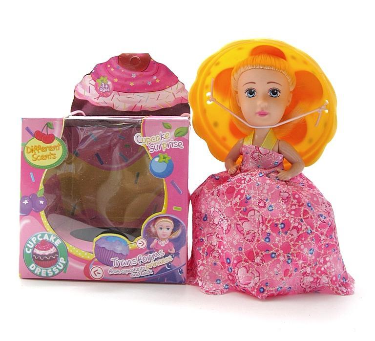 Кукла в шляпке 2128