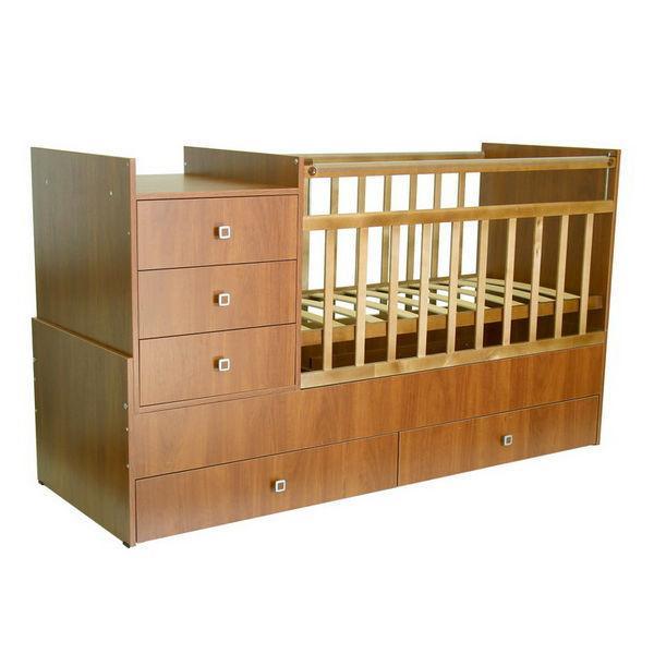 Кровать детская Фея 1000 бук