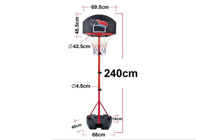 Баскетбольный щит 0754-909 С