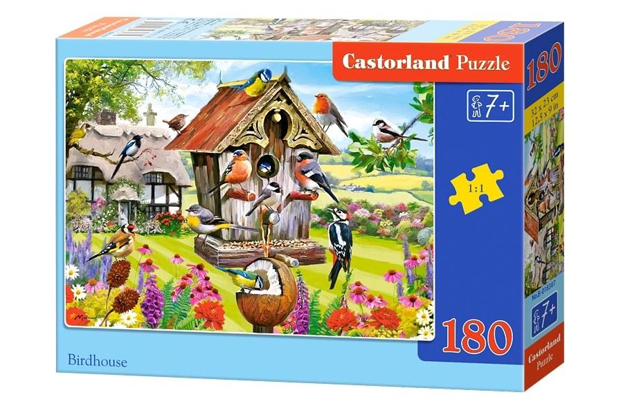 Пазлы Castorland 180  18307