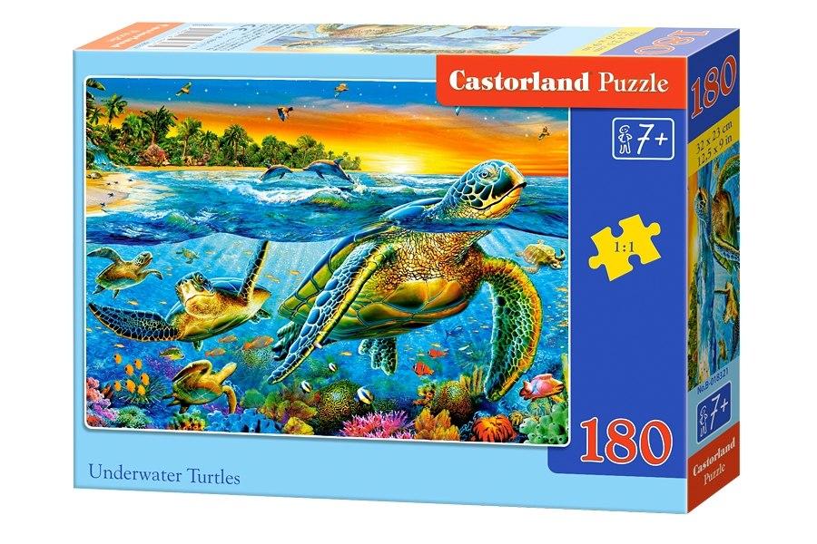 Пазлы Castorland 180  18321