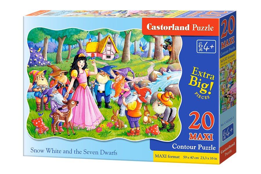Пазлы Castorland 20maxi 02320