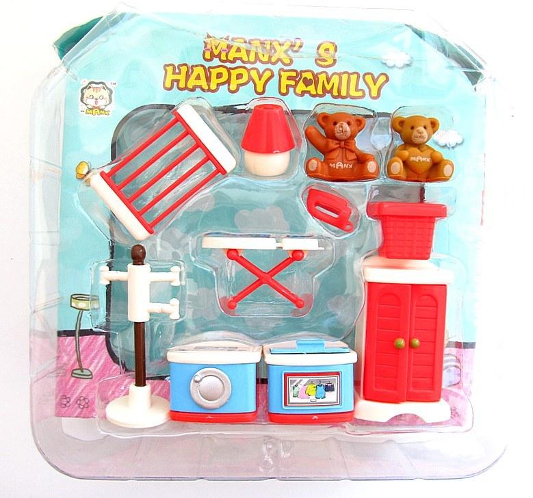 Счастливая семья Набор мебели 038АЕ