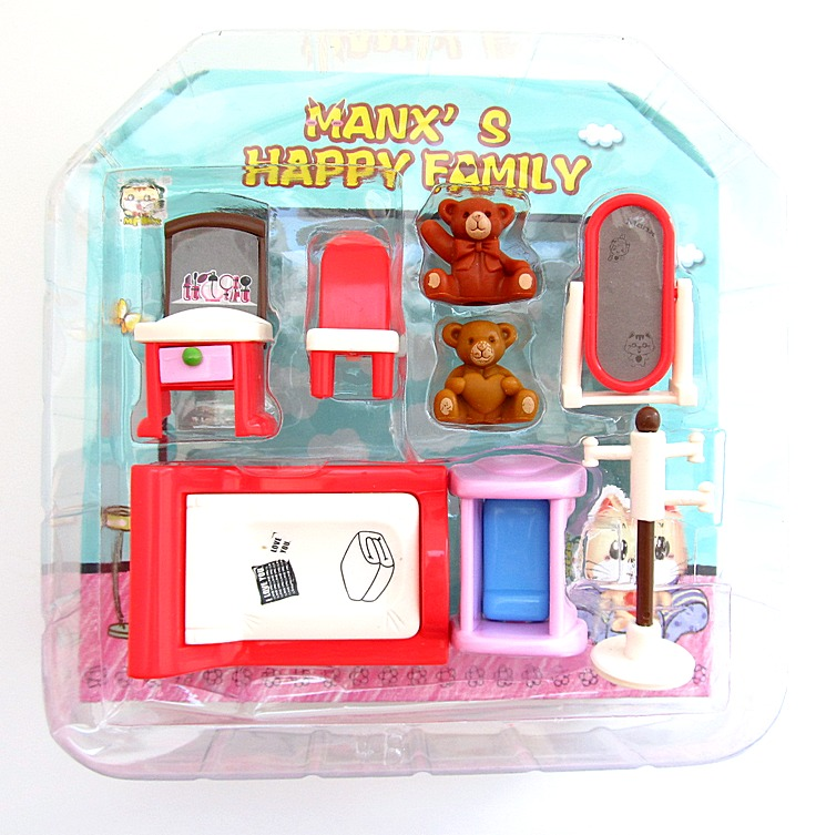 Счастливая семья Набор мебели 034АЕ