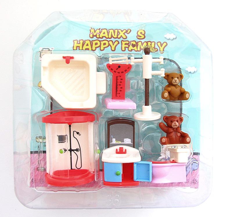 Счастливая семья Набор мебели 033АЕ
