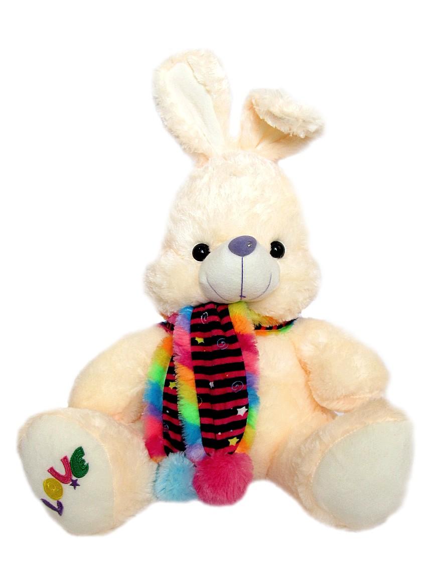 Заяц бол I1  W119 мяг. игрушка