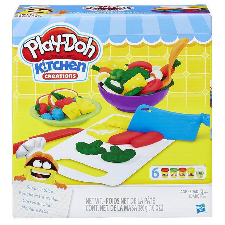 """Play-Doh B9012 Игровой набор """"Приготовь и нарежь на дольки"""""""