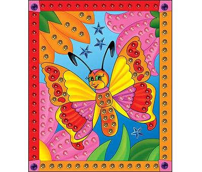 Мозаика Бабочка 4343