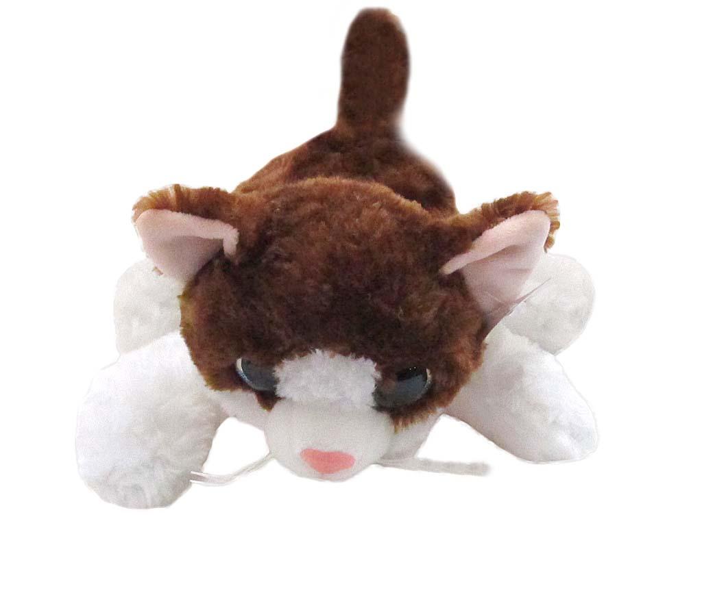 Кошка  мягкая игрушка (w89) 0155