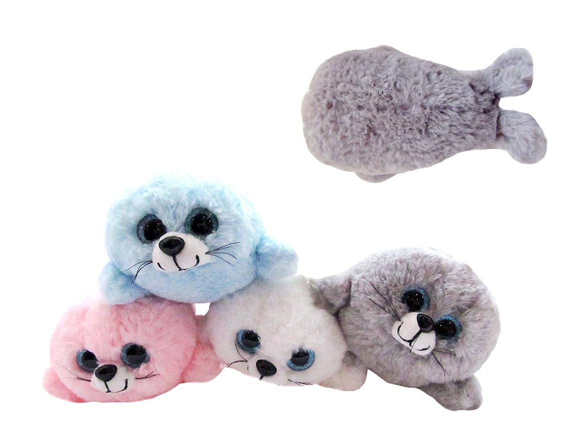 Морской котик мягкая игрушка (w94) 30165
