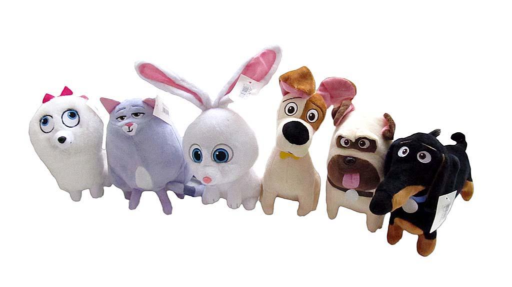 Домашние Животные  мягкая игрушка (w114)