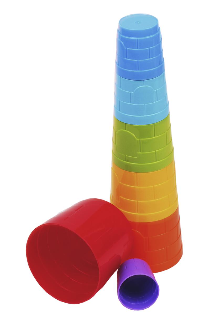 Игрушка пирамидка 4661