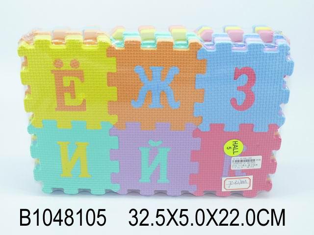 Коврик пазл 1048105/JC-B678AA