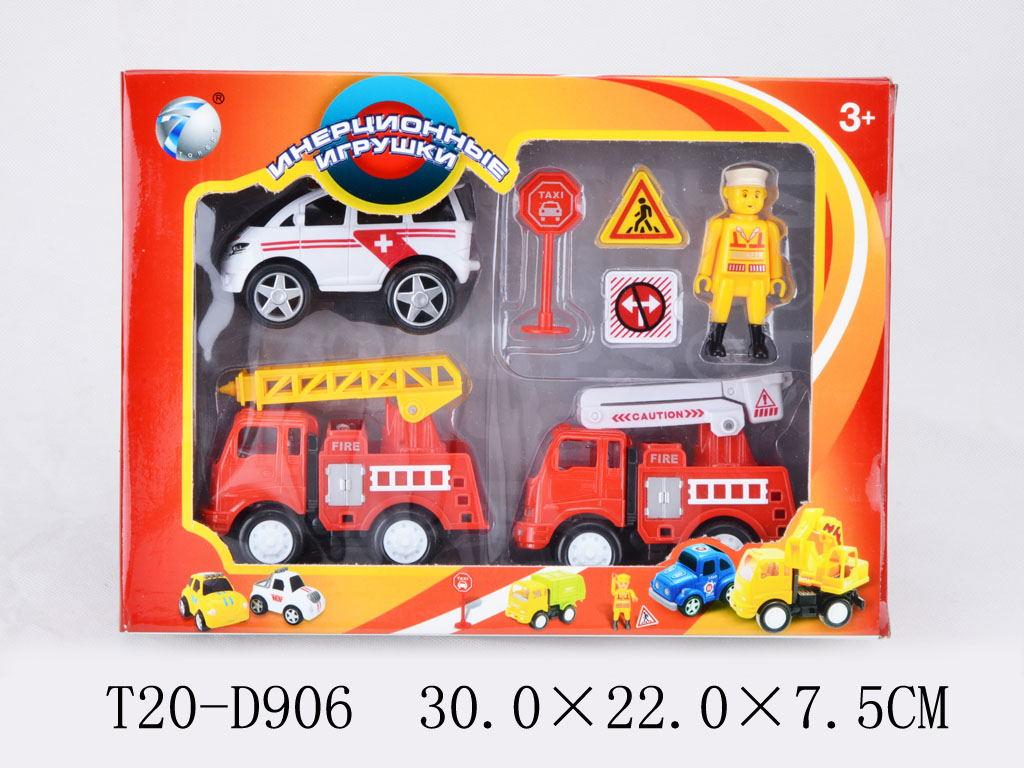 Набор авто T20-D906/558A20