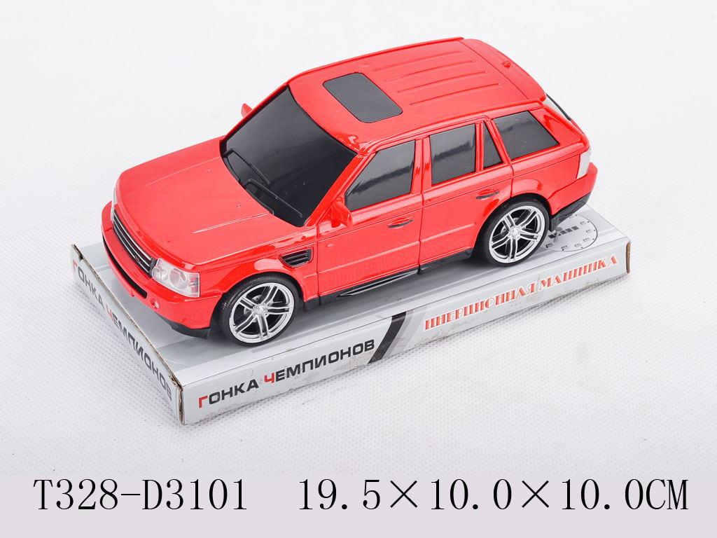 Машинка в слюде 328-D3101/3700-27P