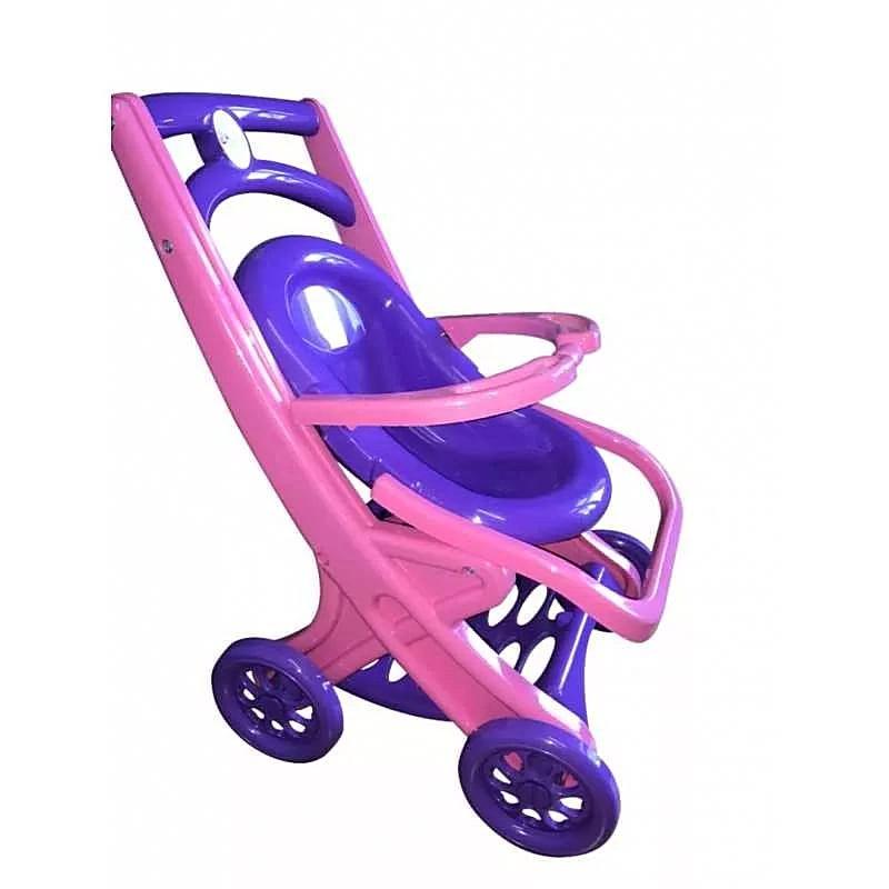 """Игрушка детская """"Коляска для кукол. Прогулочное сиденье"""" арт 0122/02фиол"""
