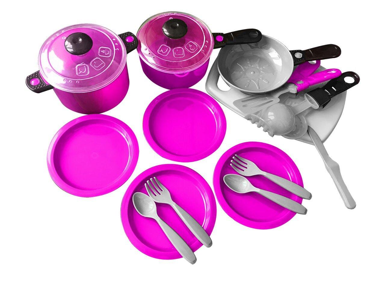 """Набор посуды 080 """"Iriska 3""""- 23 предмета"""