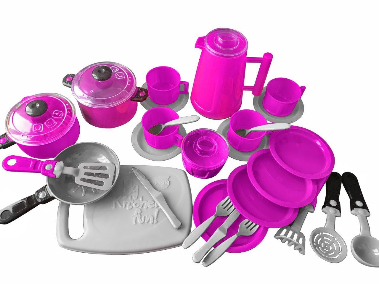 """Набор посуды 110""""Iriska 6""""- 38 предметов"""