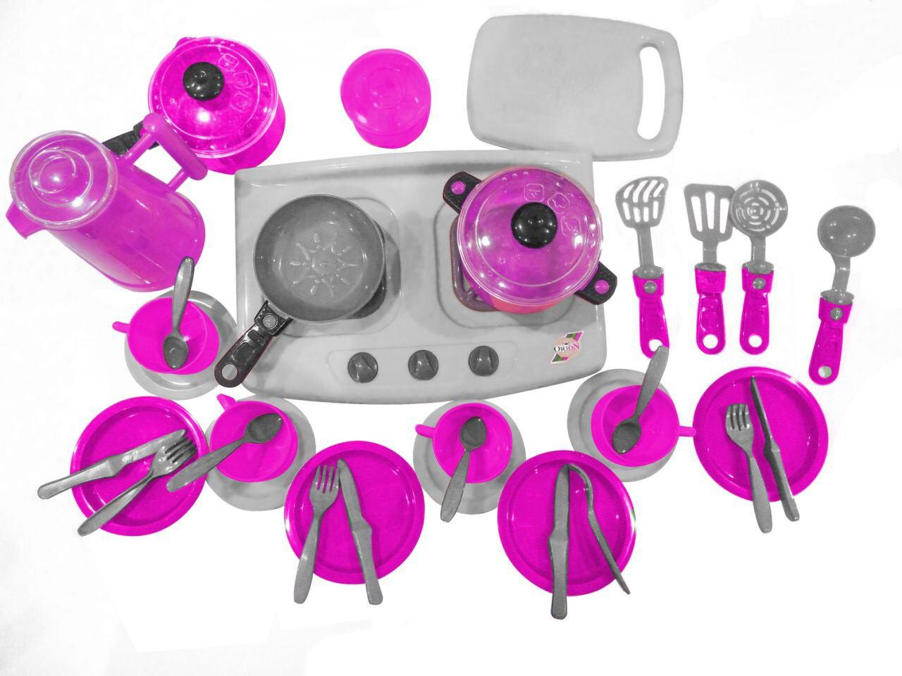 """Набор посуды """"127Iriska 7""""- 39 предметов"""