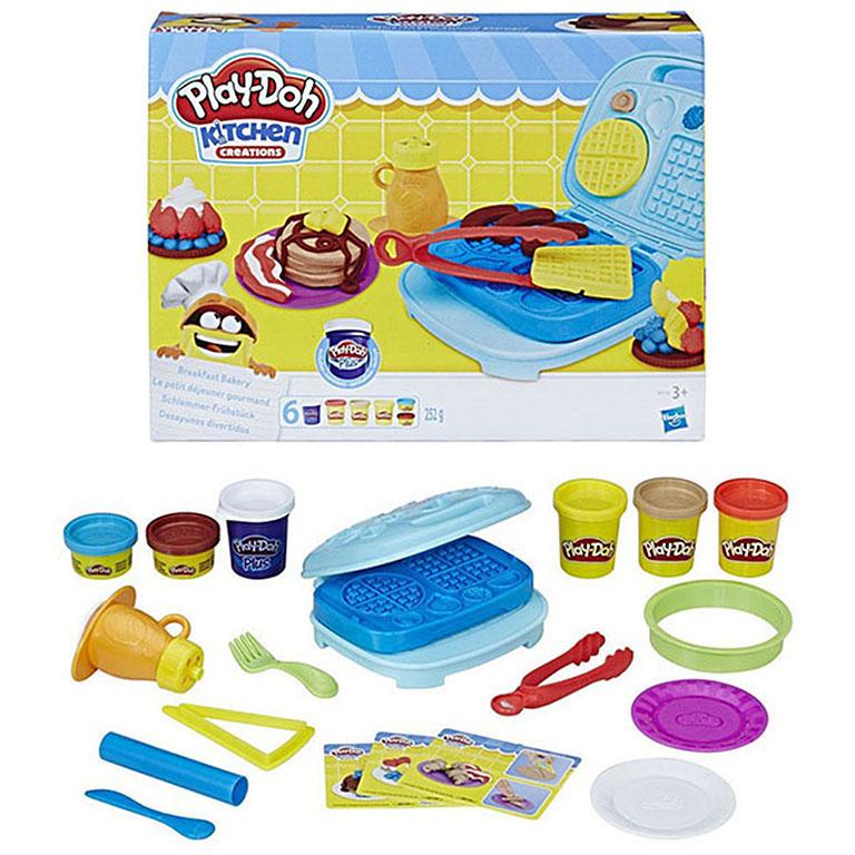 """Play-Doh B9739 Игровой набор """"Сладкий завтрак"""""""