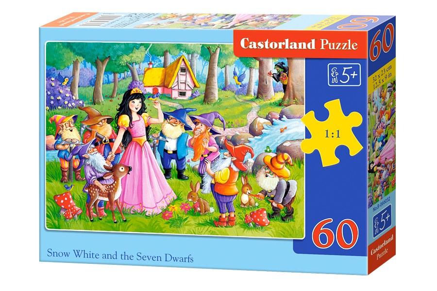 Пазлы Castorland 60  066032