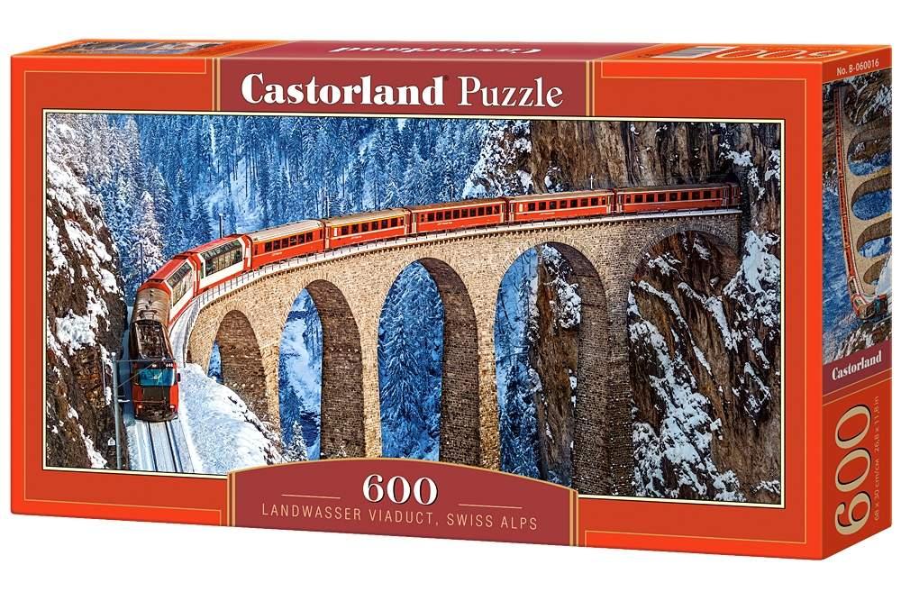 Пазлы Castorland 600  060016
