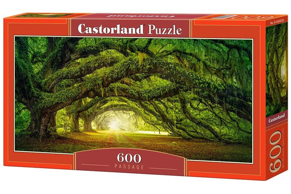 Пазлы Castorland 600  060030