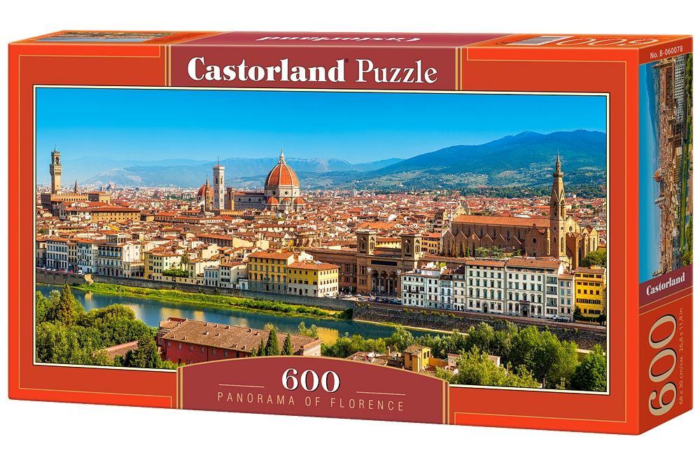 Пазлы Castorland 600  060078