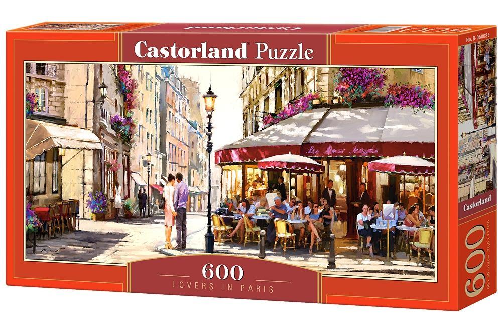 Пазлы Castorland 600  060085