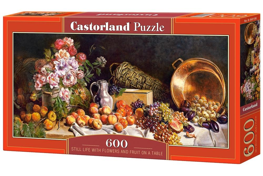 Пазлы Castorland 600  060108